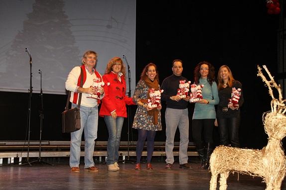 La Muestra Local de Villancicos estuvo organizada por la Concejalía de Educación, de Andújar.