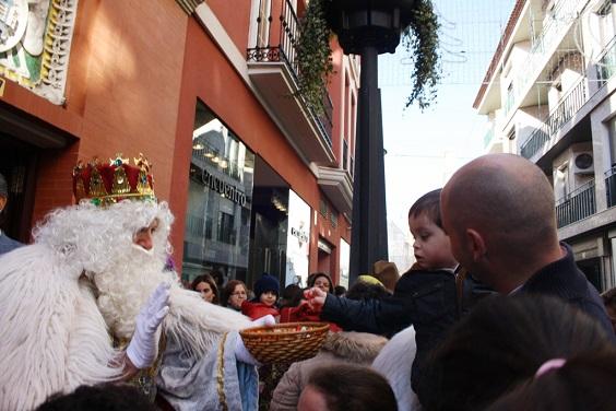 Los Reyes Magos llenarán de ilusión a los niños de Andújar.