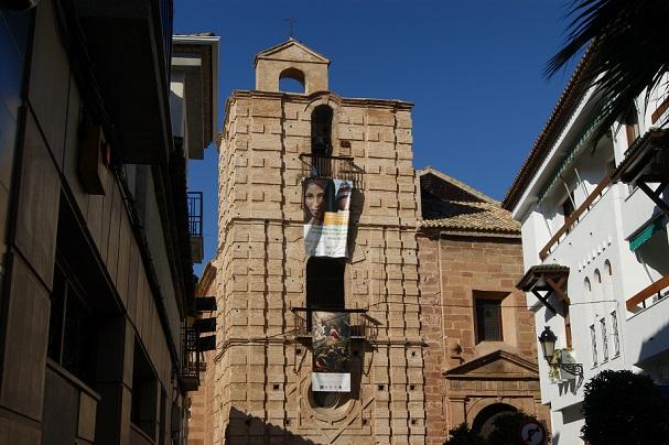 Andújar posee una belleza incuestionable.