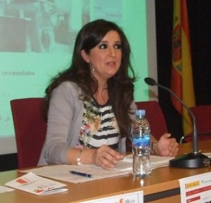 Yolanda Caballero.