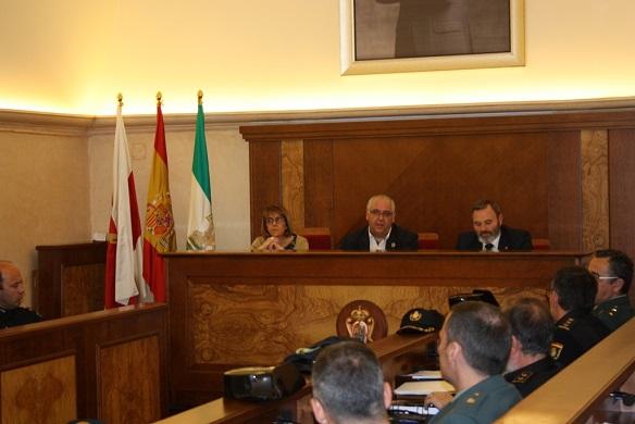 Reunión en Andújar para presentar el Plan del Cerro.