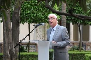 El consejero de Educación, Cultura y Deporte en funciones, Luciano Alonso.