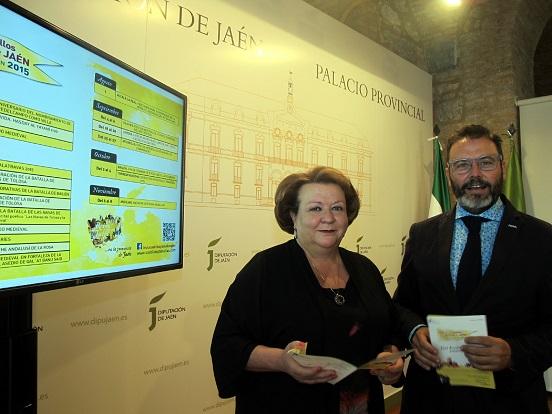 Pilar Parra y Rafael Valdivielso han presentado este programa de animación.