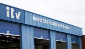 Una estación de ITV. Foto: Junta de Andalucía.