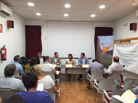 """Inauguración del encuentro empresarial """"Proyecto Activar Patrimonio"""","""