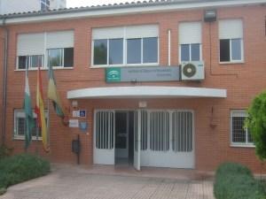 Instituto de secundaria de Lopera.