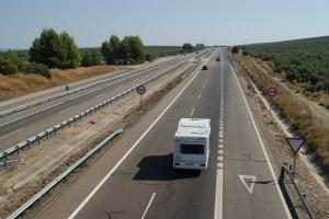 Autovía de Andalucía.