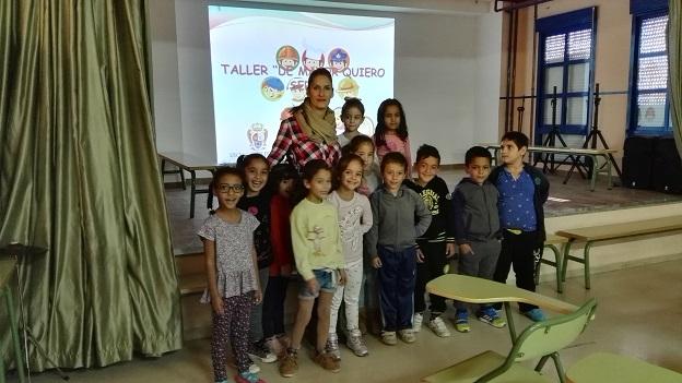 Esta campaña incide en la importancia de la asistencia del niño al centro escolar.