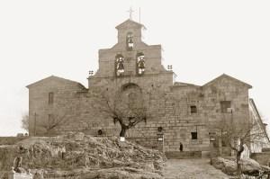 Santuario de la Virgen de la Cabeza.