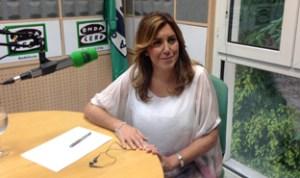 La presidenta de la Junta, Susana Díaz. Foto: Junta Andalucía.