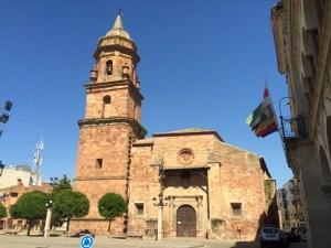 Iglesia de San Miguel, en Andújar.