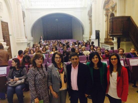 Celebración de las jornadas por La Igualdad por Ley y por Derecho.