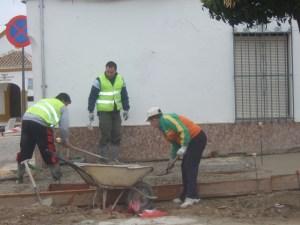 Obras públicas en la Comarca de Andújar.