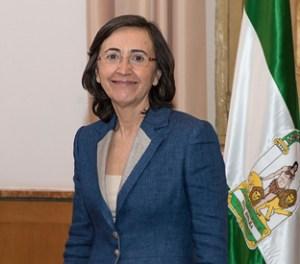 La Consejera de Cultura, Rosa Aguilar. Foto: Junta Andalucía.