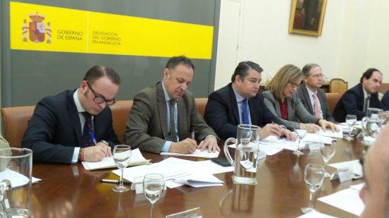 . La Comisión Regional de Seguimiento del Reunión del Programa de Fomento del Empleo Agrario (PROFEA).