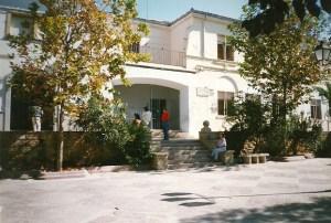 Centro educativo de Arjona.