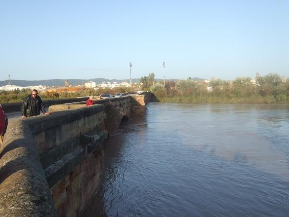 Puente Romano en Andújar.