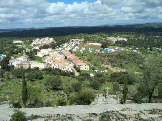 La Sierra de Andújar se prepara para recibir a miles de romeros.