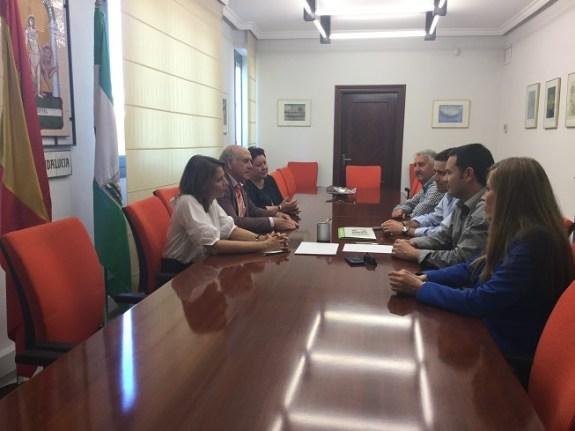 Reunión UPA Jaén-Cobo 19-05-16