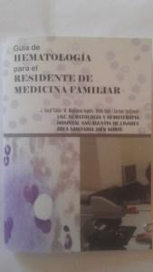Guía de Hematologia del Area Norte de Jaén.