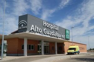 El Hospital de Andújar acoge los nacimientos de la comarca.