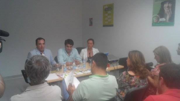 Marmolejo ha acogido esta jornada destinada a los agricultores del municipio.
