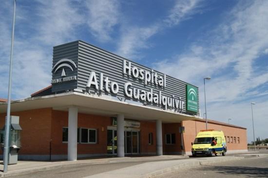 Hospital Alto Guadalquivir de Andújar.