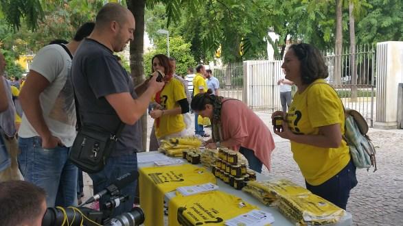 Los apicultores reclamen un etiquetado claro. Foto: COAG.