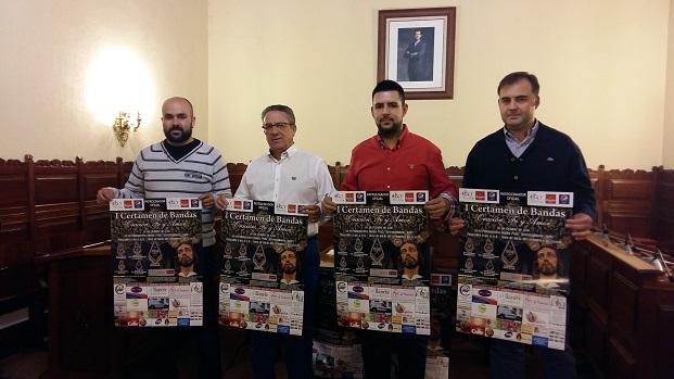 Francisco Ureña, Juan Ortega,  José Luis Trigo, y Manuel Jesús López  Ocaña presentan este certamen.