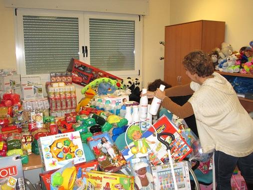 Las donaciones se pueden entregar en la Centralita de cada uno de los centros hospitalarios.