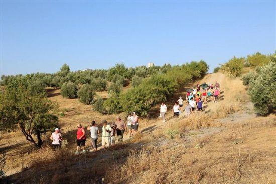 Un ejemplo de práctica de ejercicio físico en el Distrito Sanitario Jaén-Jaén Sur.