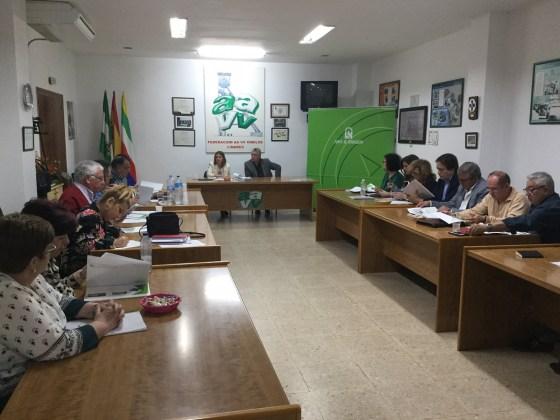 Asociaciones vecinales de Linares