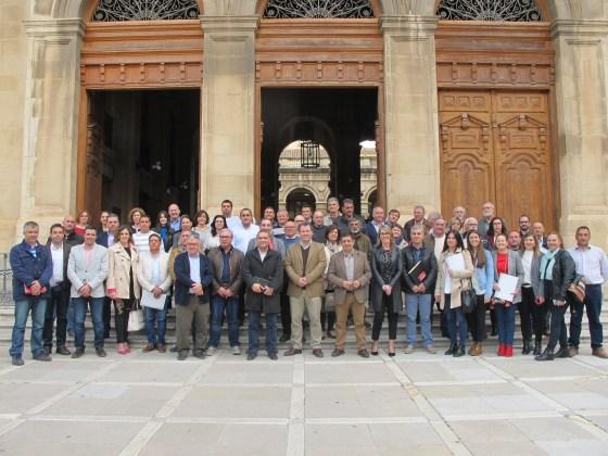 Ayudas agricultura en Jaén