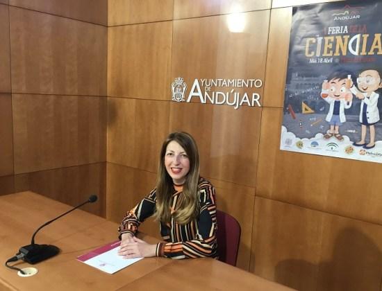 Feria de la Ciencia de Andújar