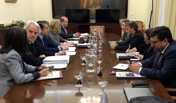 Daños por el temporal en Jaén