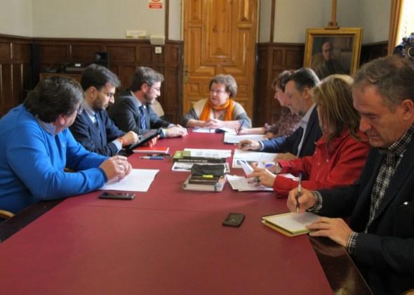 40 años de ayuntamientos españoles