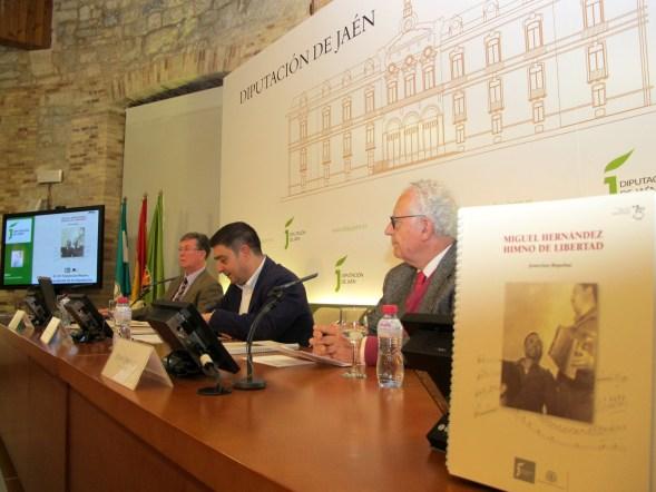 Libro sobre Miguel Hernández