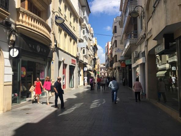 El paro en Andújar
