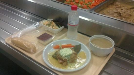 Intoxicación alimentaria en Baeza