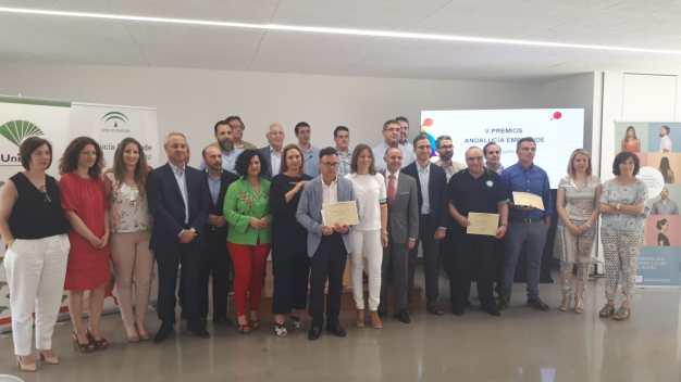 V Premios Andalucía Emprende