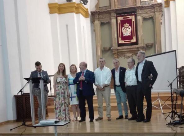 homenaje a profesores de Andújar