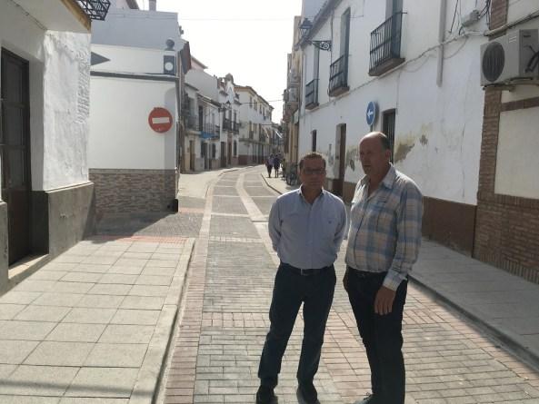 calle La Quinta de Andújar
