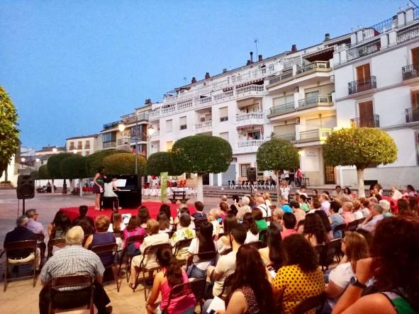 Concierto de piano en Arjona