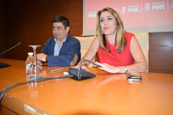 Susana Díaz en Jaén