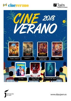 Cine Verano 2018