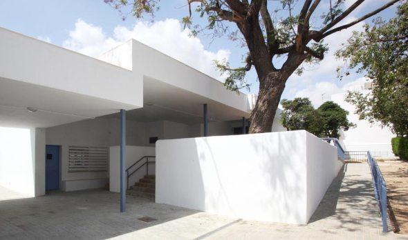 obras en colegios de Andalucía