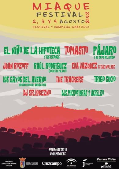 Míaqué Festival de Porcuna