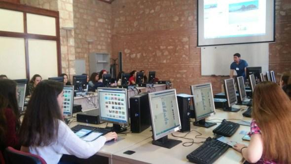 cursos de Diputación de Jaén