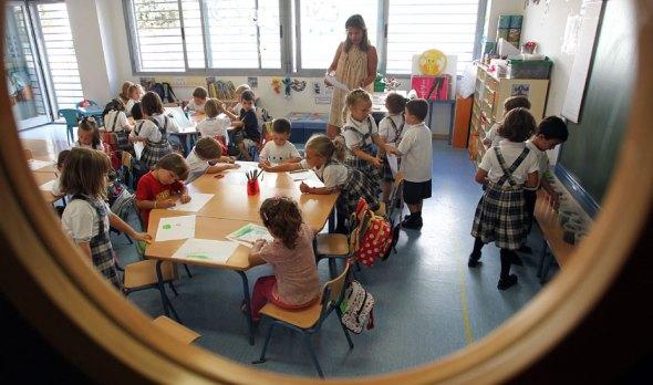 vida saludable entre escolares