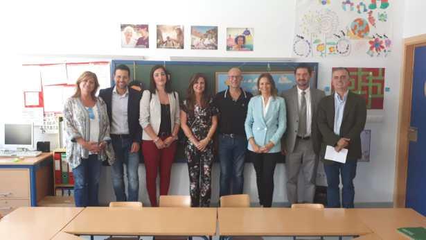 Inauguración del curso escolar en Jaén